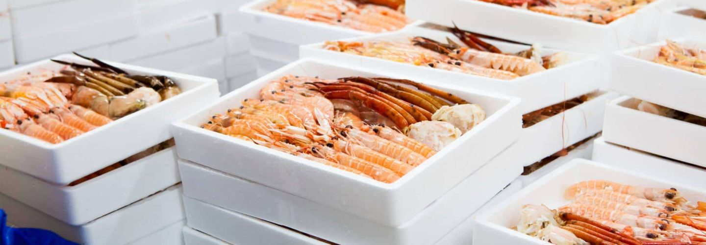 frozen products seafood